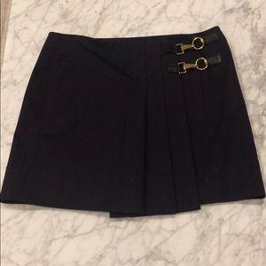 GUCCI Pleated Mini Skirt